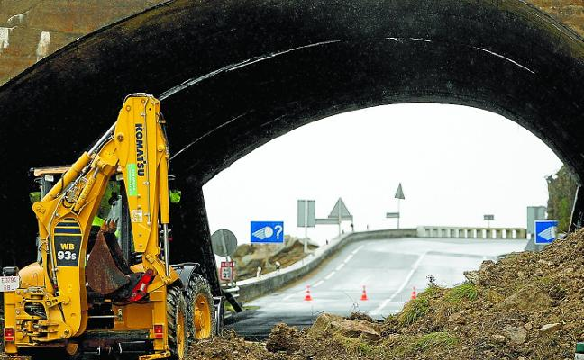 La carretera de la costa requiere 3 millones al año en obras de reparación