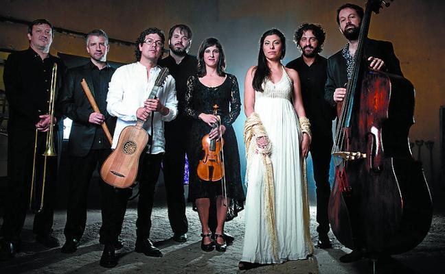 Enrike Solinís y Euskal Barrokensemble estrenan hoy su versión de 'Amor brujo'