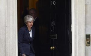 May y Corbyn fijan posiciones ante una semana clave para la negociación del 'brexit'