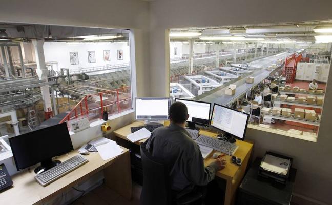 Los trabajadores vascos están de baja laboral un 18,5% más que la media estatal