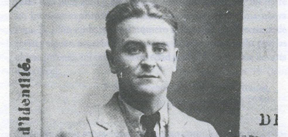 Scott Fitzgerald, sin jazz ni champán