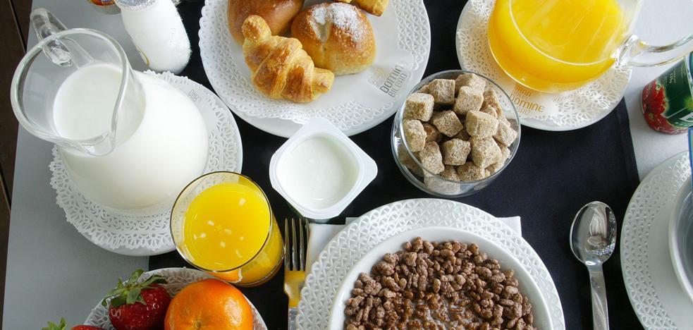 Saltarse el desayuno eleva 1,5 veces la posibilidad de obesidad abdominal