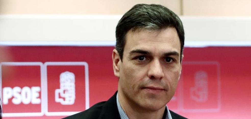 Sánchez pide a Rajoy que «apruebe ya los presupuestos o convoque a las urnas»