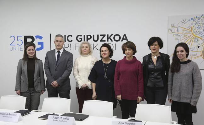 BIC Gipuzkoa apoyó el año pasado la creación de 35 'startups'