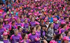 5.240 mujeres participaron en una Lilatón de récord