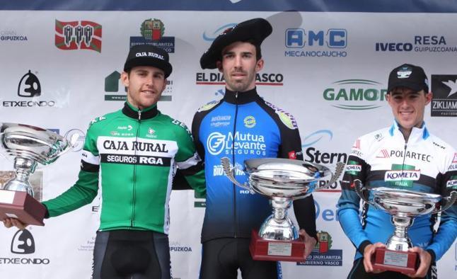 Pascual gana en la Aiztondo Klasikoa