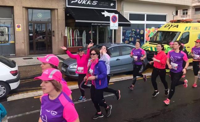 Más de 6.000 mujeres en otra Lilatón de récord