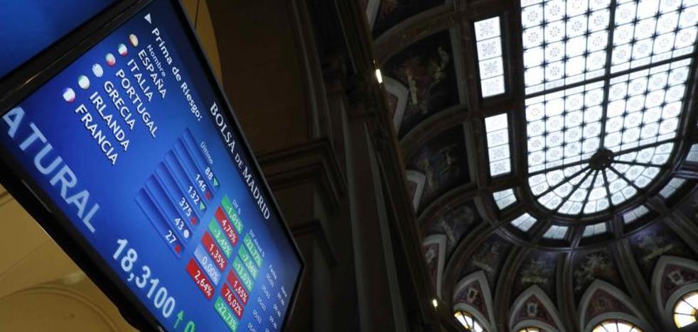 El Ibex-35 supera la incertidumbre italiana y cierra al alza