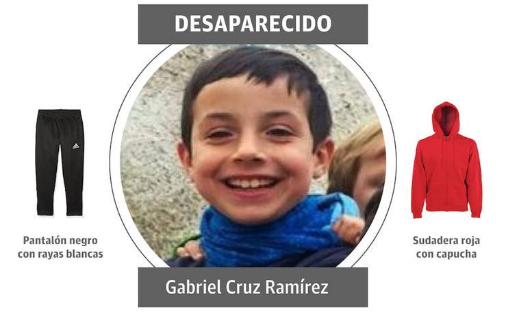 La desaparición de Gabriel Cruz Ramírez