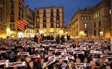 La unidad del independentismo civil se rompe