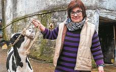 Rosa Arregi, baserritarrra: «¿Qué sería de un caserío sin el trabajo que hacemos las mujeres?»