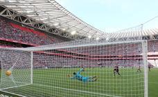 Preocupa al Athletic el estado del césped en su partido de mañana en Marsella