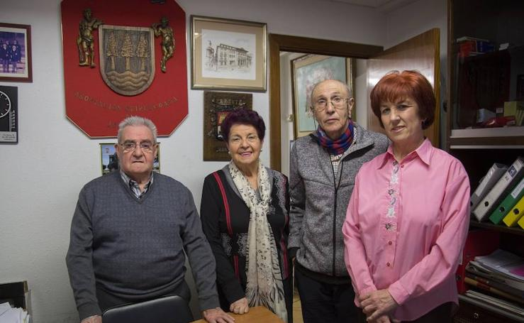 Los pensionistas de Gipuzkoa luchan por el presente y el futuro