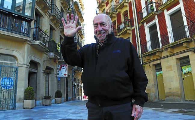 Josean Larrañaga 'Urko': «Me estoy despidiendo poco a poco»