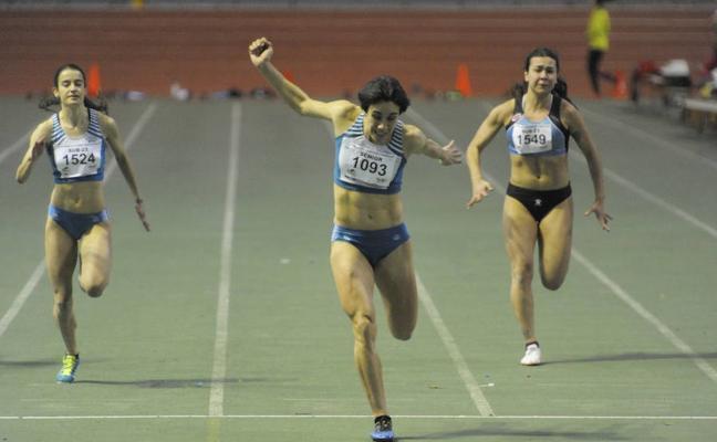 La fuerza del atletismo guipuzcoano