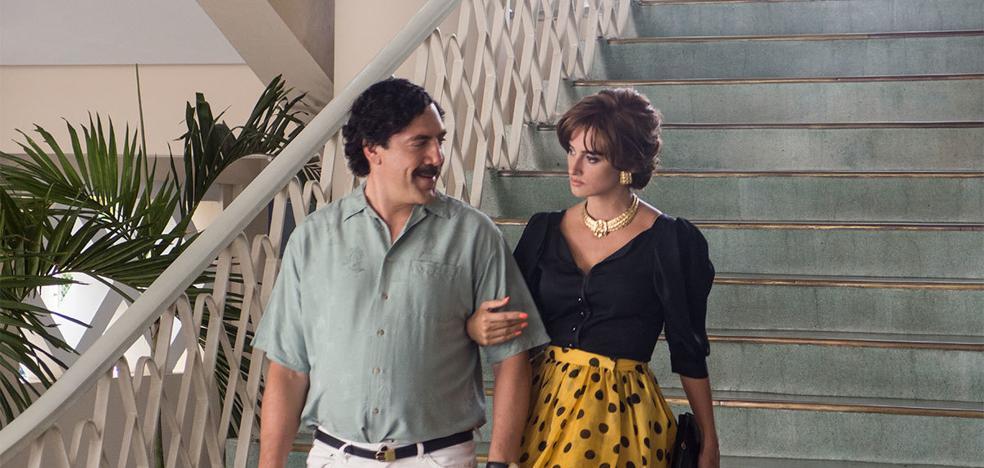 'Loving Pablo': Bardem agota a Pablo Escobar