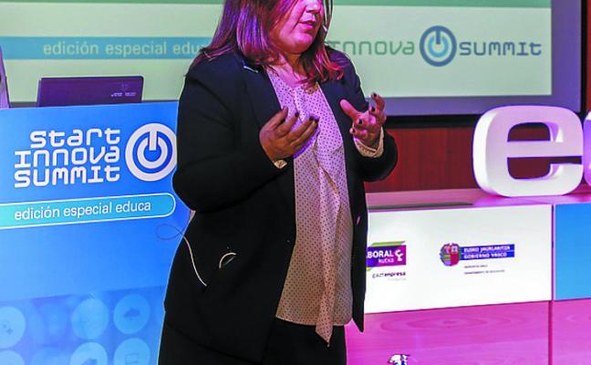 Silvia Sasot: «Lo importante deben ser las experiencias»
