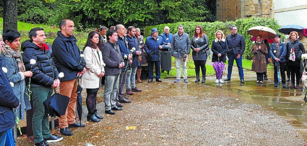 El Gobierno de Zarautz convoca a la ciudadanía a recordar a las víctimas del terrorismo