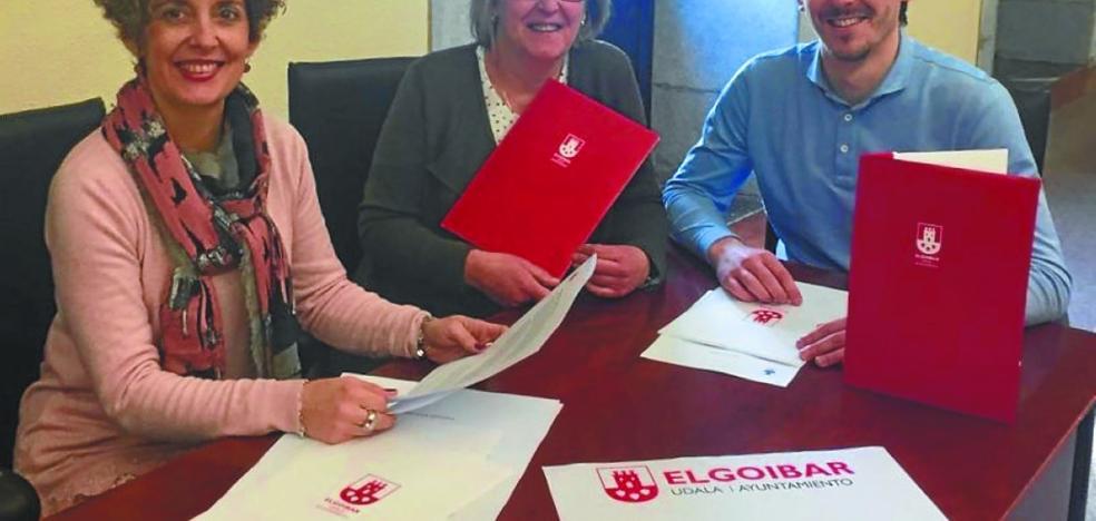 El Ayuntamiento de Elgoibar estrena nueva imagen corporativa
