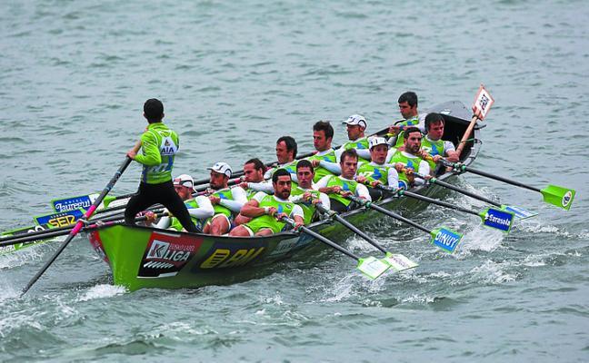Hondarribia quiere reeditar en Legutiano el título vasco de larga distancia