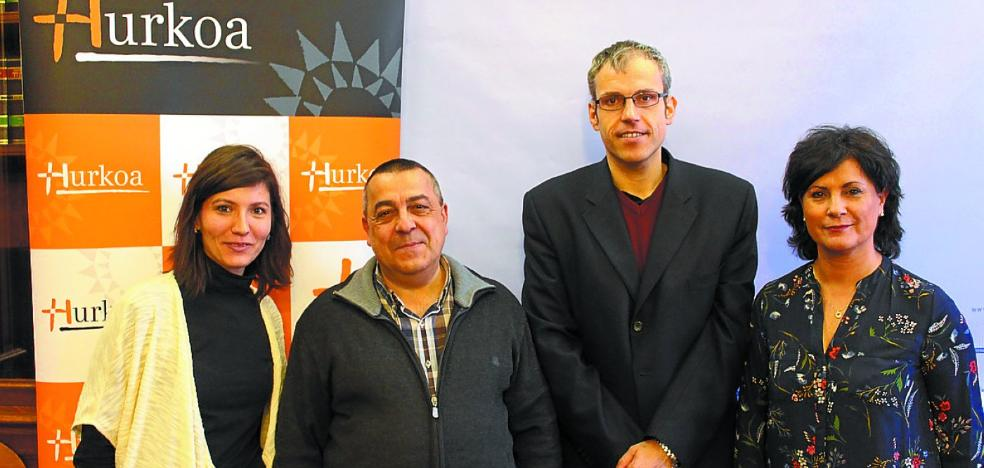 Hurkoa continuará con su programa de acompañamiento social a mayores