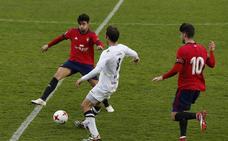 Osasuna rompe la racha del Real Unión