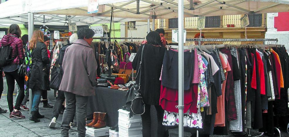 Beheko plaza acoge hoy la Stock Azoka de Bertan
