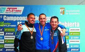 Jonathan Pérez: «Quiero estar en la pelea por el podio en el Europeo de Madrid»