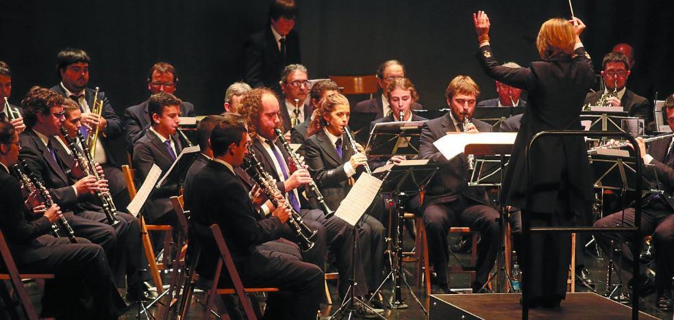 La Banda de Música ofrece hoy un concierto singular con Jesús Arenas