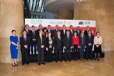 Urkullu pide a los asesores del G20 que pongan la industria vasca como modelo