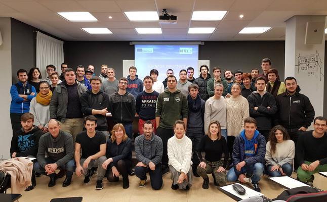 HETELeko Lanbide Heziketako 124 ikasle dabiltza Erasmus+