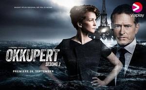 Okkupert, la serie que estarán viendo Carles puigdemont y anna gabriel