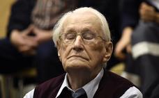Muere el ex SS Oskar Gröning, el 'contable de Auschwitz'