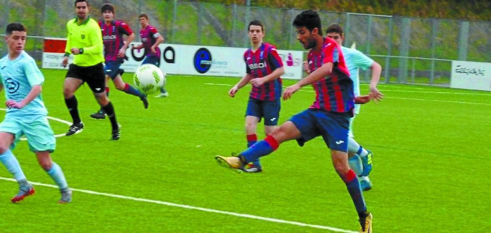 Octava victoria del Gure juvenil en la Copa