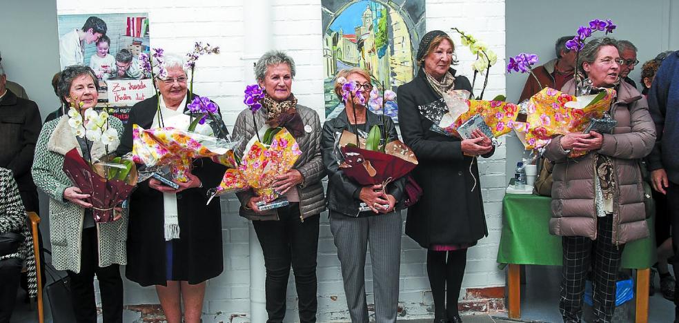 El homenaje a las fundadoras de Emeki cerró la semana de la mujer