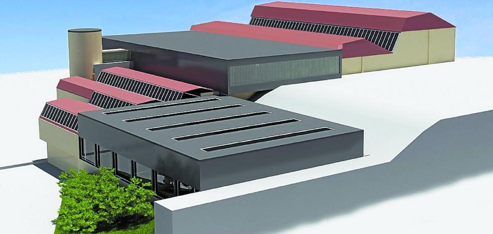 A concurso la redacción de proyecto de la nueva piscina de Olaizaga