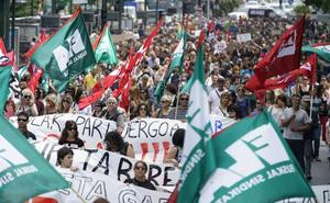 ELA y Steilas llaman a la huelga hoy y mañana en toda la educación pública y LAB en profesorado