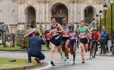 Tres ganadores en las bodas de plata del Medio Maratón Azkoitia-Azpeitia