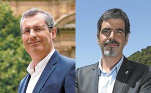 Olano y Goia repetirán como candidatos del PNV a la reelección