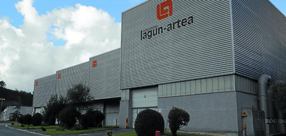 Dos empresas pugnan por el control de Lagun Artea, en proceso de liquidación