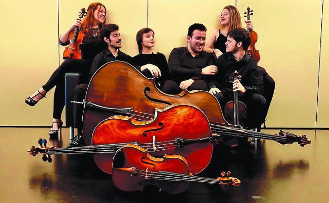 Alberto Monge Mansilla: «La de cámara es una música que llega al corazón de las personas»