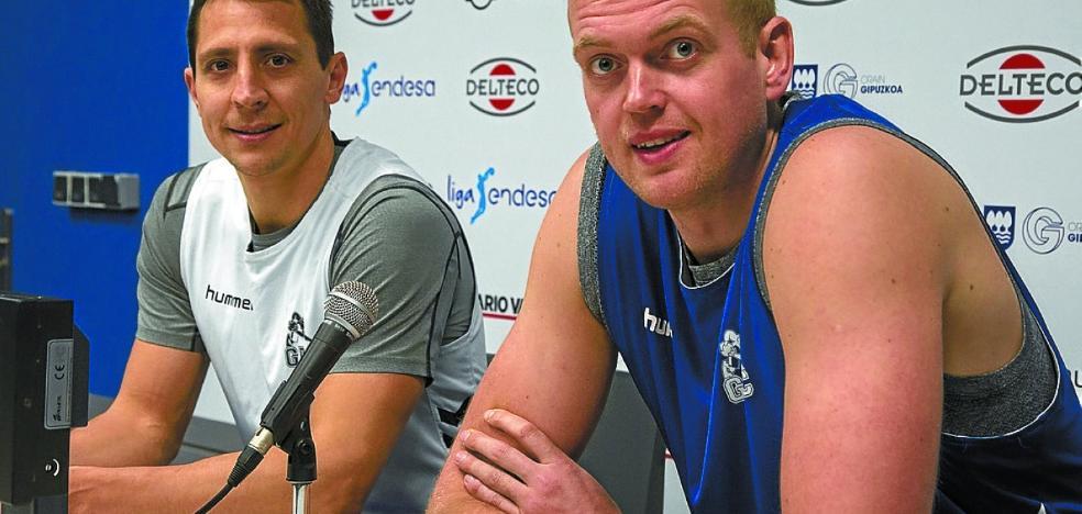 Clark: «Tenemos ganas de volver a jugar y ganar en Illunbe»