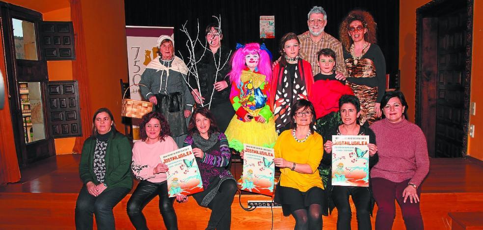 El musical 'Jostailugilea', a escena