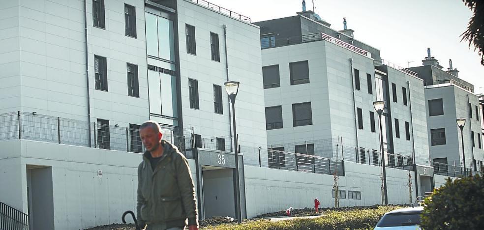Irunvi cifra en 1.259 los solicitantes de una vivienda pública en Irun