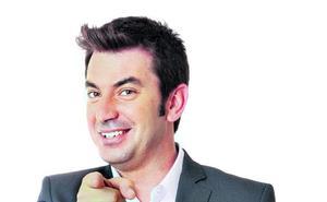 Arturo Valls: «Me gustaría cambiarme por Matías Prats»