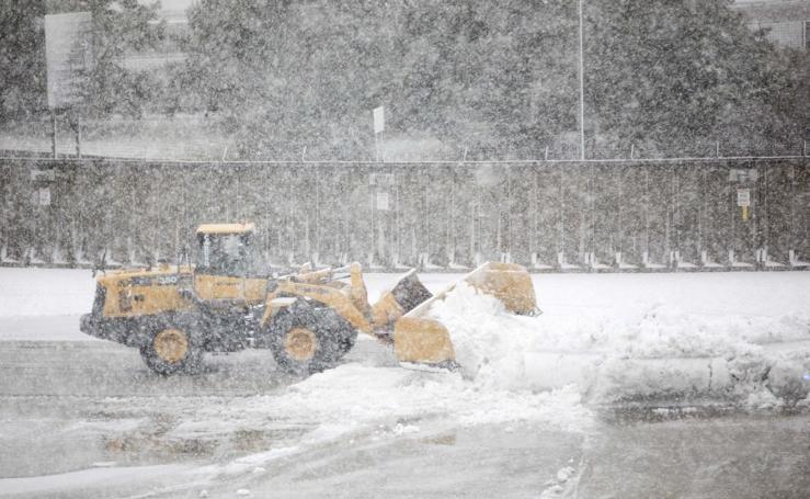 Nueva tormenta de nieve en el noroeste de EEUU
