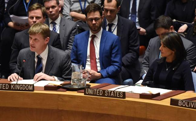 «Rusia es responsable» del envenenamiento del exespía ruso, dice la embajadora de EE UU