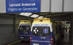 151 agresiones más a profesionales sanitarios de Osakidetza en un año