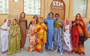 Se necesitan familias donostiarras para acoger a niños saharauis