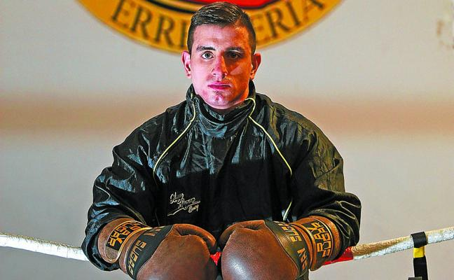 Sebastián 'Látigo' Pérez: «Voy a por todas, quiero ese cinturón»
